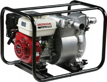Honda WT20 Trash Water Pump in Carry Frame Part No: WT20